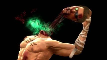 Mortal Kombat 9 - Shang Tsung Fatality #2