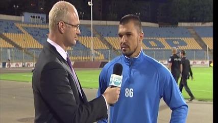 Божинов: Моята цел е националният отбор