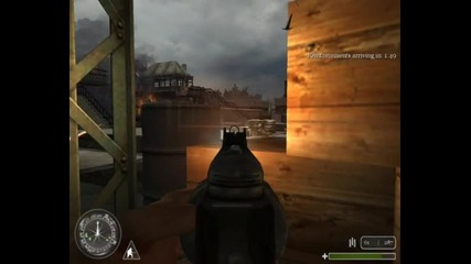 Cod: United Offensive Gameplay