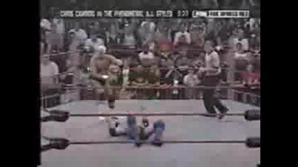 Aj Styles vs. Chris Candido