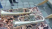 Бреговската Духова Музика(видин) на Флигорни-баритони (формата 6) - Презраменен Бас-ново!