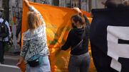 Germany: Hundreds march on one year anniv of Leipzig apts raids