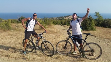 От Бургас до нос Емине с колело, 160км до най-източната точка на Стара Планина