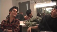Bild.de - Мръсни разговори с Tokio Hotel