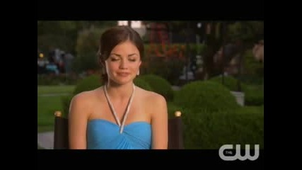 Lucy Hale - Priviledged Interview