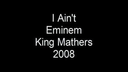 Eminem 2008