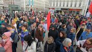 Austria: COVID-sceptics rally in Vienna as govt plans '3G' rule for workplaces