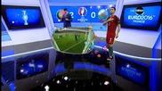 Как Португалия победи Уелс и се класира за финал?