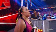 Tamina vs. Doudrop: Raw, Aug. 2, 2021