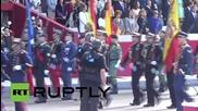 Spain: King Felipe VI leads Spain's national day celebrations in Madrid