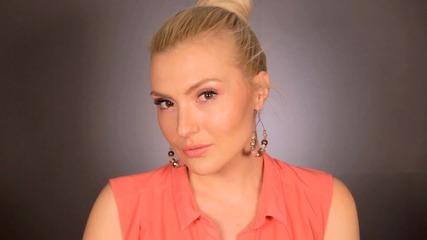 Вие избрахте: Грим в розово като Николета Лозанова