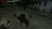 Women and Cattle ( Gold Medal ) - Mission #5 - Red Dead Redemption