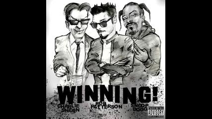 Winning - Charlie Sheen, Snoop Dogg & Rob Patterson