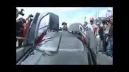 Михаел Шумахер C Личното Си Ferrari Fxx