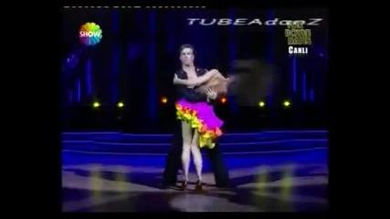 Николай Манолов и Азра Акън - Самба