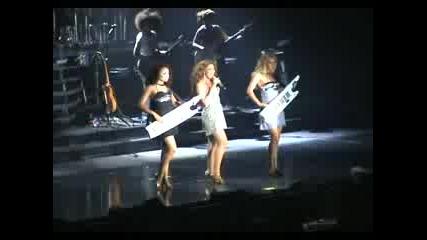 Beyonce - Green Light (от Frankfurt 07)