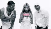 2о13 » Премиера » Nelly Pharrell & Nicki Minaj - Get like Mе