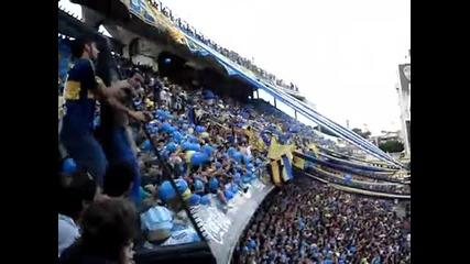 Boca Juniors fans - La 12 - Vamos Xeneizes