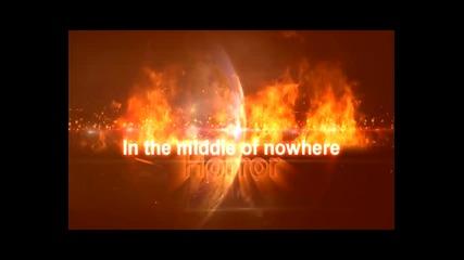 В средата на нищото ... Премиера юни 2013/in the middle of nowhere ... Premiere June 2013