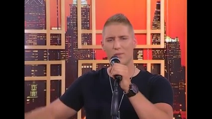 Robert Bijelic - Tuzne mi noci - Utorkom u 8 - (TvDmSat 2015)