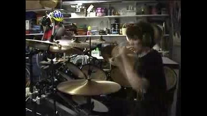 Slipknot - (sic) On Drums