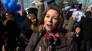 USA: Protesters picket Supreme Court ahead of abortion law verdict