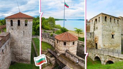 """""""Баба Вида"""" – най-добре запазената крепост в България"""