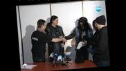Вип Новини (05.02.2013 г.) Всичко за концерта на Слаш, Бебето на Шакира, Кой иска да съди Опра
