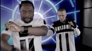 The Black Eyed Peas - Awesome (official Nba Playoffs version 2o15)