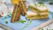 Сандвичи с авокадо мус | Бон Апети | 24Kitchen Bulgaria