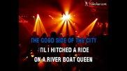 Creedence Clearwater Revival - Proud Mary (karaoke)