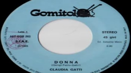 Claudia Gatti - Mani 1985