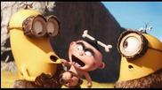 Миньоните : Кро-миньон (2015) the Minions Mini Movie : Cro Minion a.k.a. Crominion # 720p hd