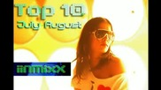 Top 10 House Music July - August 2009 New