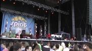 Рафи на сцената на Spirit of Burgas 2012
