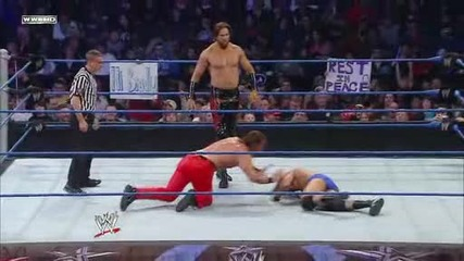 Wwe Superstars 13.05.10 Curt Hawkins & Vance Archer in action