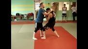Mma - Muay Thai Combo - Clinch