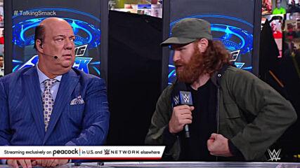 Sami Zayn promises karmic justice for Kevin Owens: WWE Talking Smack, June 19, 2021