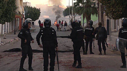 Tunisia: Kasserine rocked by violent clashes amid nationwide protests