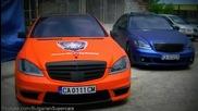 Mercedes-benz S65 Amg V12 Biturbo • рев !
