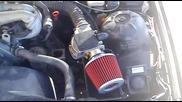 Bmw E36 318i Sporten Filtar sound