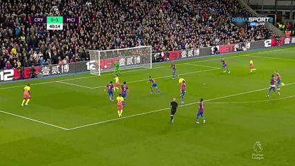 Кристъл Палас - Манчестър Сити 0:2 /първо полувреме/