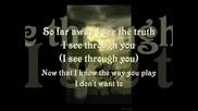 Evanescence - Forever Gone, Forever You (lyrics) Превод!!!