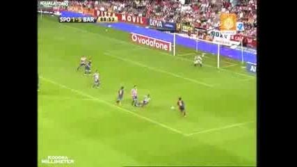 Lionel Messi 2008 2009