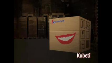 Кубети Реклама Серия 2: Влюбен в кашон