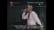 Wisin Y Yadenl - Mirala Bien&rakata [live]