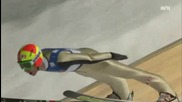 Remen Evensen 246.5m ски скок : световен рекорд
