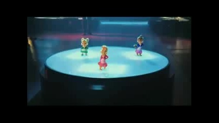 Britney Spears - 3 [ The Chipettes Version]