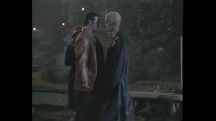 Buffy - Spike Celuva Xander!!!REALNO!!!