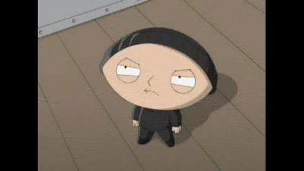 Stewie Убива Lois